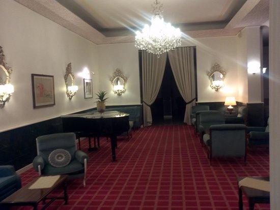 Hotel Grand Torino: inside hotel