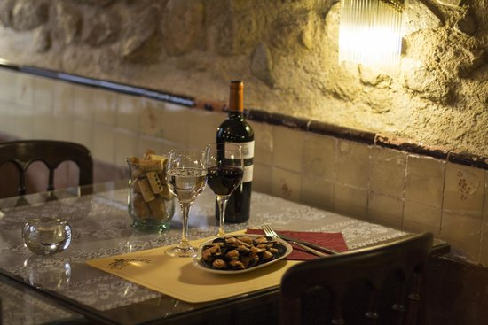 Restaurante Can Muni: musclos revolucionaris