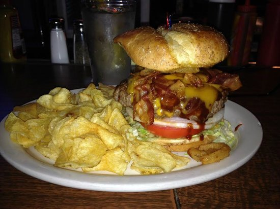 The Thurman Cafe: A beast of a burger