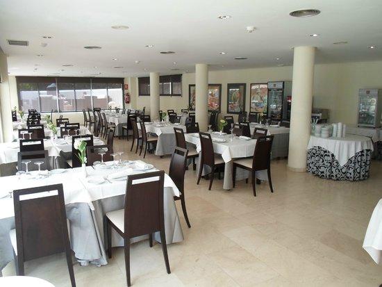 Hotel Villa de Biar: Dining room