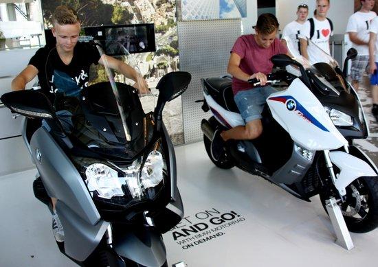BMW Welt: das wäre eine tolle Sache!