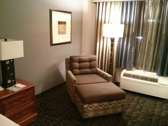 Hilton Garden Inn Austin Northwest / Arboretum: Lazy chair?