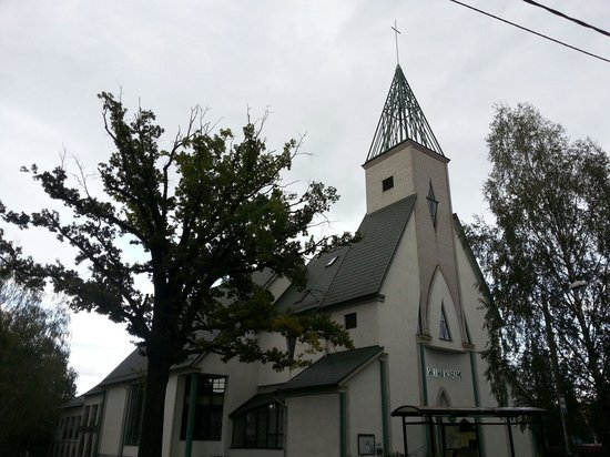 Salem Baptist Church of the Alliance of Estonian Evangelical Christian Baptist Congregations