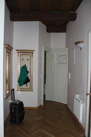 Hotel Residence Green Lobster: очень большой,просторный номер