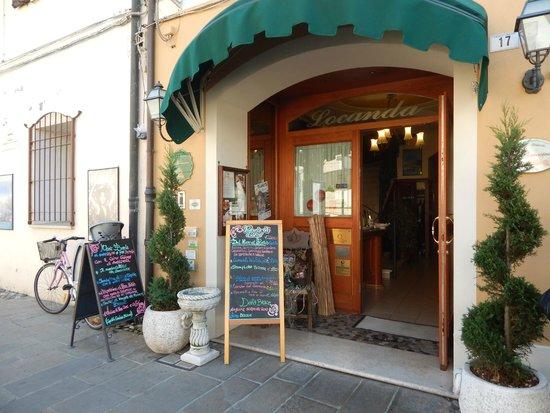 Hotel Locanda La Comacina : Ingresso