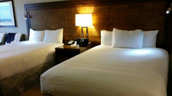 Hyatt Regency Orlando: Our room in tower no. 2