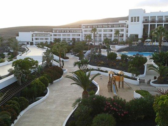 Hesperia Lanzarote: Beautiful Room View