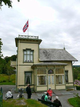 Troldhaugen Edvard Grieg Museum: Troldhaugen