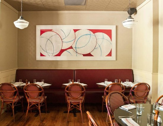 Little Red: The dining room