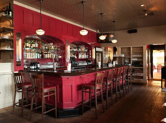 Little Red: The bar at little|red