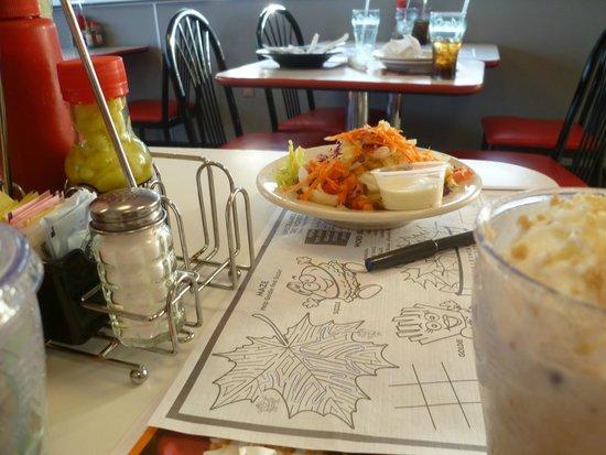 Steak 'n Shake : Salad