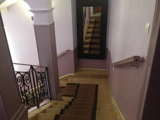 Danieli Hotel : sympa le style