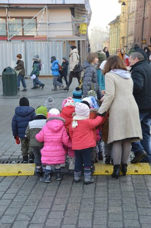 Historic Old Town: More children