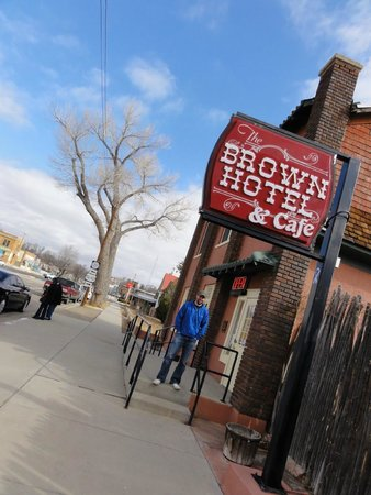 The Brown Hotel Cafe Closed