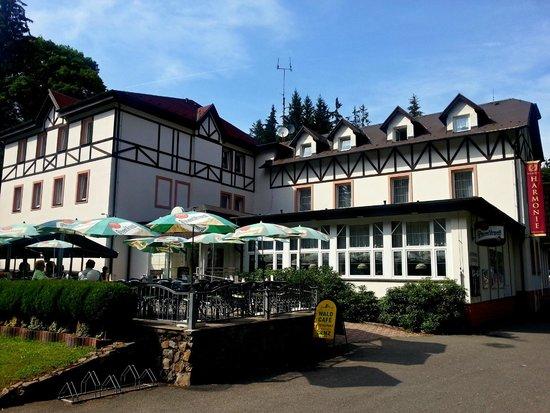 Spa & Wellness Hotel Harmonie: Celkový pohled na Spa a wellnes hotel Harmonie