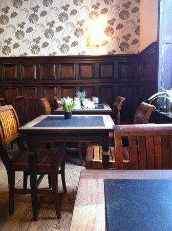 Hotel Sabina : Breakfast room