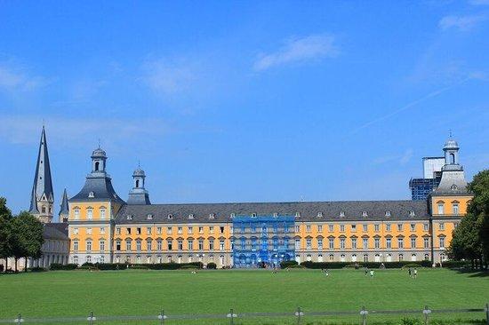 Poppelsdorf Palace : 歴史のあるボン大学