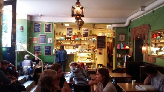 Lotus Cafe in Stockholm