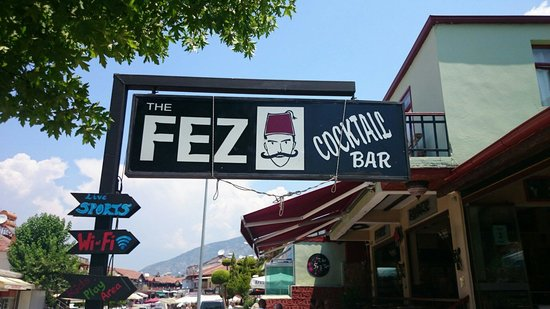 The Fez Bar