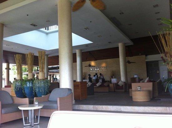The Westin Siray Bay Resort & Spa Phuket: Reception