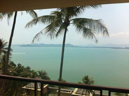 The Westin Siray Bay Resort & Spa Phuket: View from balcony