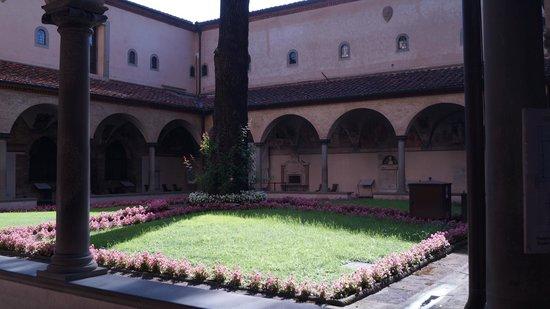 Museo di San Marco: Cloître de St Antoine