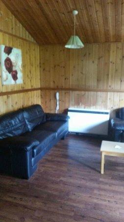Brockwood Hall: Lounge