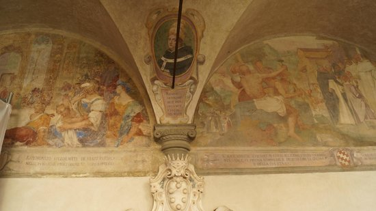Museo di San Marco: fresques de Fra Angelico