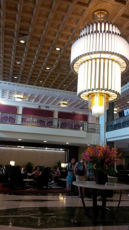 The New Yorker A Wyndham Hotel: The lobby was the only thing that I would like to capture...