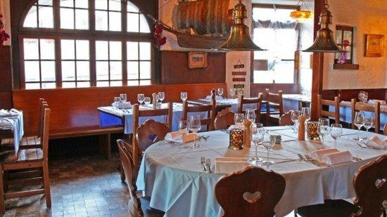 Restaurant du Vieux-Lausanne et Bar Giraf : bistrot
