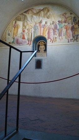 Museo di San Marco: Cellule de Come de Medicis