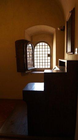 Museo di San Marco: Cellule de Savonarole