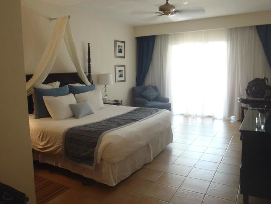 Dreams Palm Beach Punta Cana: The Delux Tropical Room (cheapest)