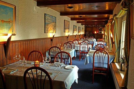 Restaurant du Vieux-Lausanne et Bar Giraf : le restaurant