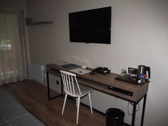 Hotel l'Heliopic: Room