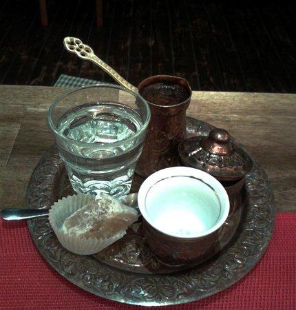Sarajevo '84: Coffee