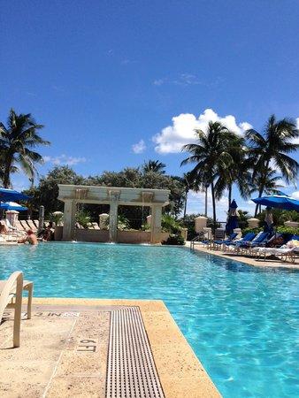 Delray Beach Marriott: Outstanding pool