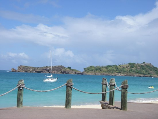 Galley Bay Resort: Sit back and relax