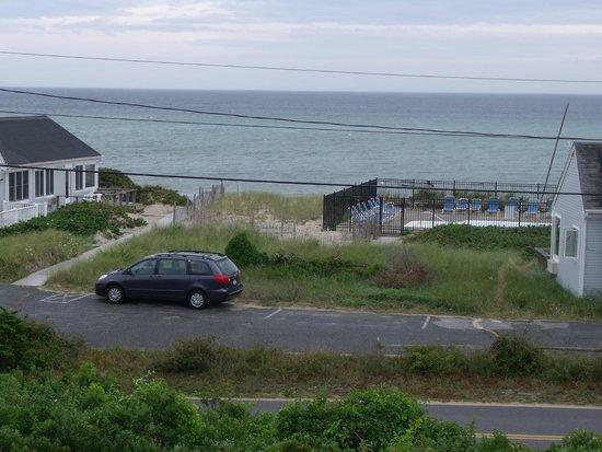 Horizons Beach Resort : vue de la galerie
