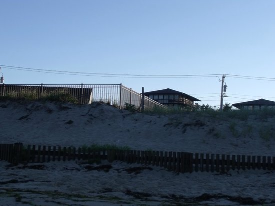 Horizons Beach Resort: vue du site pagodas (#18)