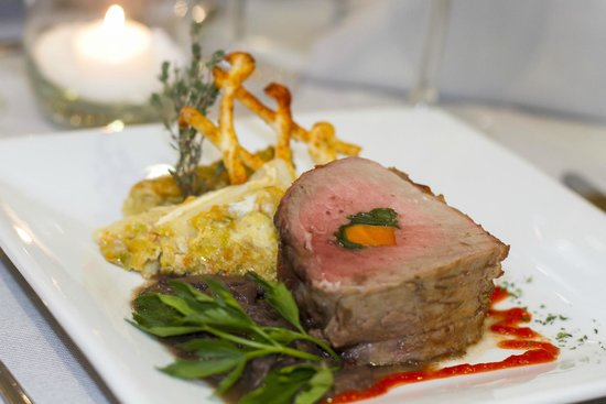 Alt Interlaken Hotel: Restaurant