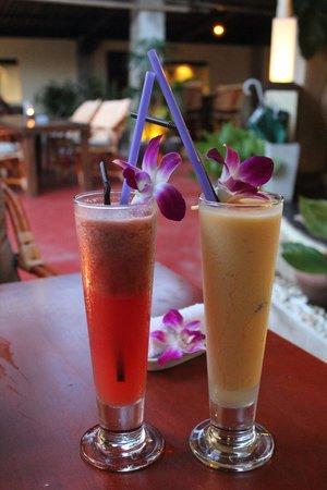 Luna Lounge Thong Nai Pan Noi: cocktails