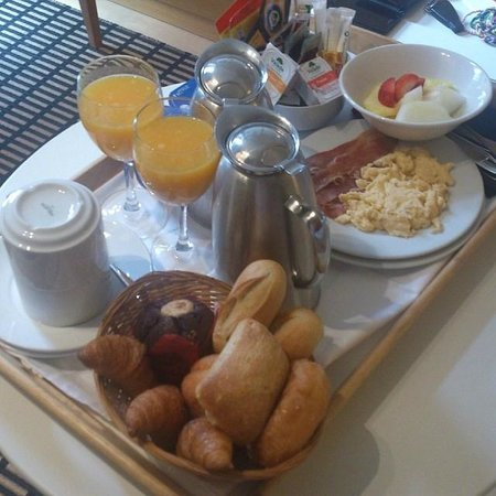 Hotel Jaizkibel : Desayuno