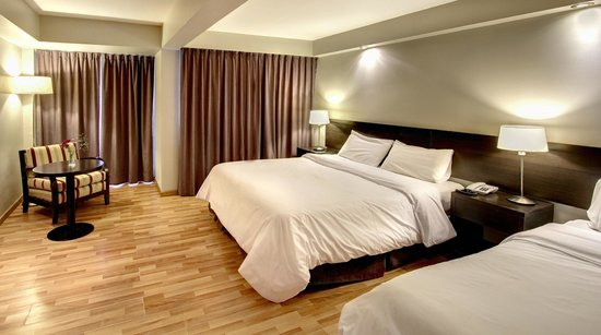 Alt Interlaken Hotel: Triple Matrimonial