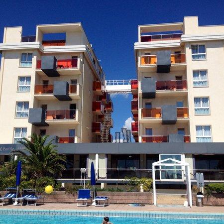 Hotel Orient & Pacific : Hotel