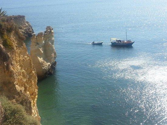 Praia do Pinhao : Forte prática de desportos náuticos