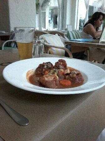Olive Bar & Kitchen: Lamb ossobucco