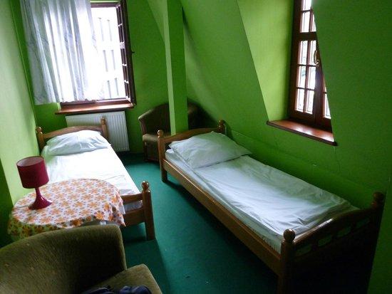 Hostel Przy Targu Rybnym: Pokój dwuosobowy na 2 piętrze