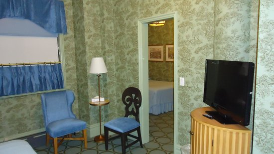 Wolcott Hotel: JR SUITE
