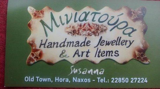 مدينة ناكسوس, اليونان: Miniatoyra